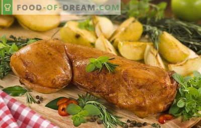 Cum să gătești un iepure astfel încât carnea să fie moale. Rețete de iepure în diferite sosuri, secretul de a face carne moale