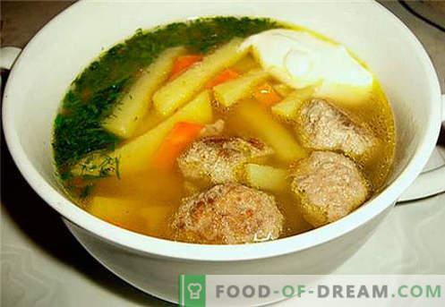Supă de pui - cele mai bune rețete. Cum să gătești în mod adecvat și gustos pui de găină.