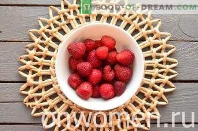 Erdbeer-Smoothie